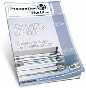 Revista Prevention World Magazine. Número 38