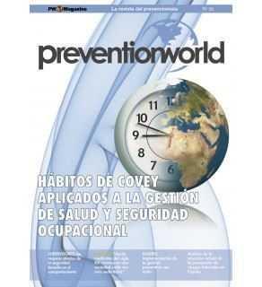Revista Prevention World Magazine. Número 56