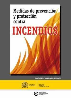 Medidas de prevención y protección contra incendios 2015