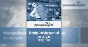 Tutorial Descargable Manipulación Manual de Cargas, según RD 487/1997