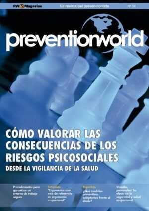 Revista Prevention World Magazine en PDF. Número 58
