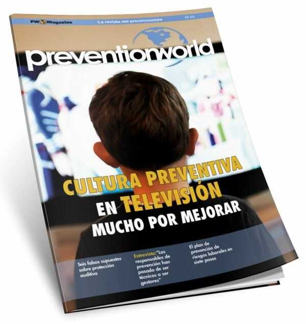 Imagen del archivo descargable sobre Prevención de Riesgos Laborales: Revista Prevention World Magazine en PDF. Número 64