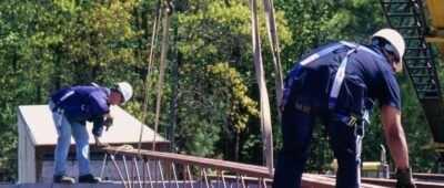 Herido un trabajador de las obras del AVE al caer de un andamio desde unos dos metros de altura en Sils