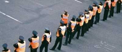 Policía y salud laboral