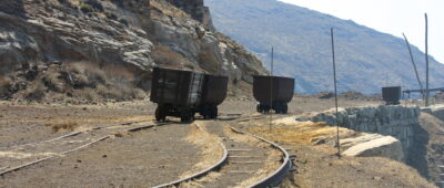 Un minero herido en el pozo asturiano de Cerredo