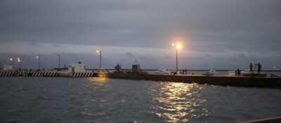 Un trabajador chino fallece en un accidente en la construcción del puerto de aguas profundas en Posorja