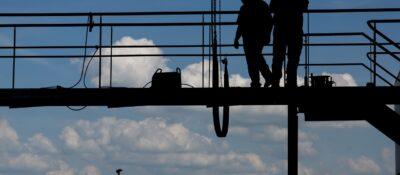 En Abril crecieron un 12,2% los accidentes laborales en el País Vasco