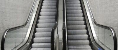 Un trabajador pierde un pie en una escalera mecánica en China