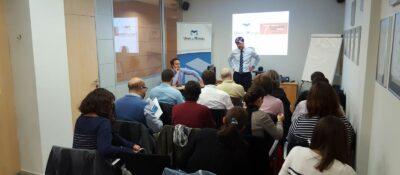 Unión de Mutuas presenta sus buenas prácticas como Empresa Saludable