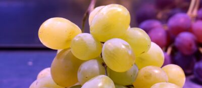 Cuidado con el riesgo de atragantamiento con las uvas de fin de año
