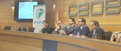 Celebrada la Asamblea General de la Federación ASPA