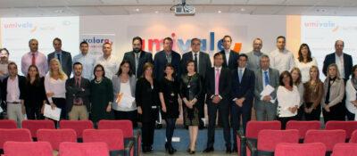umivale reparte más de 630 mil euros en incentivos a la prevención
