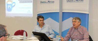 Unión de Mutuas analiza la cobertura asistencial de los trabajadores desplazados