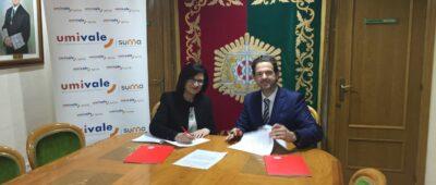 umivale firma un acuerdo de colaboración con el Colegio Oficial de Graduados Sociales de Alicante