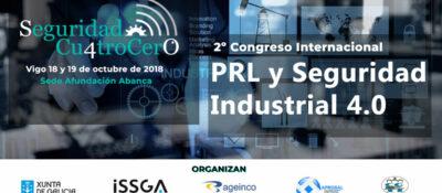 GTG Ingenieros patrocina el II Congreso Internacional de Prevención de Riesgos Laborales y Seguridad Industrial 4.0