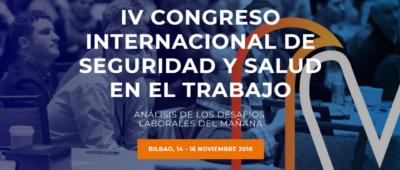 Bilbao, capital internacional de la seguridad y salud laboral