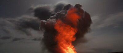 Cómo afectan las emisiones tóxicas del volcán a la salud
